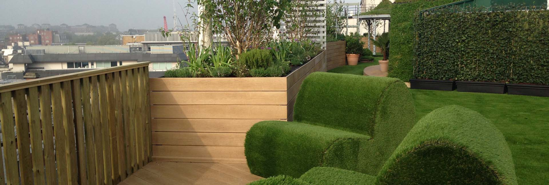 Oxford Street Roof Garden